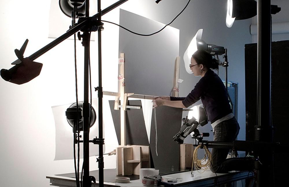 Naho Kawabe gewann beim boesner art award 2012 den Sonderpreis