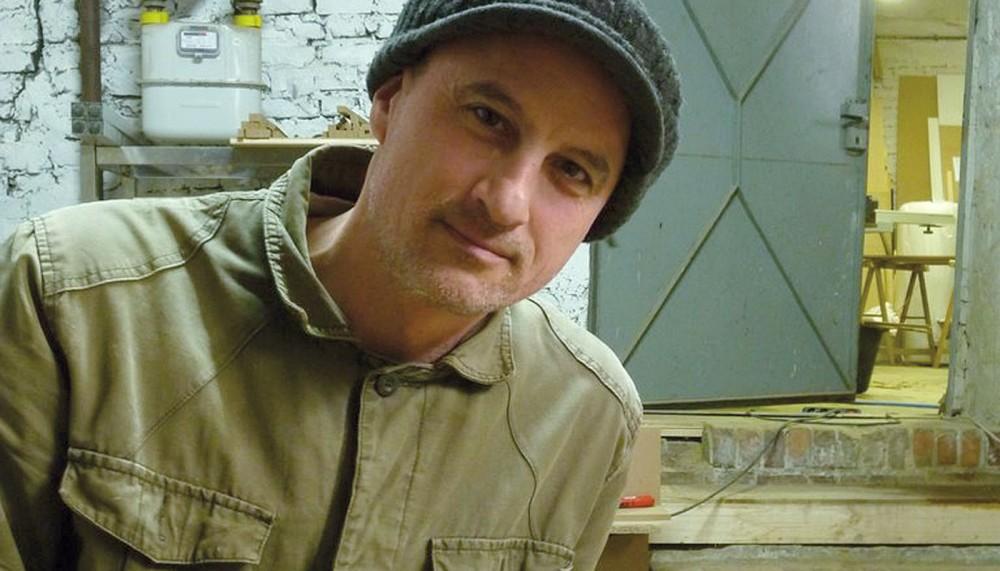 Der dritte Platz beim boesner art award 2012 ging an Peter Pumpler