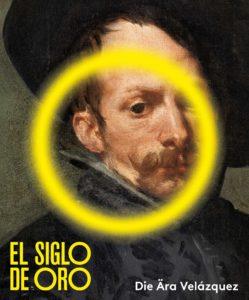 El Siglo de Oro. Die Ära Velázquez: Katalog-Cover Hirmer Verlag, München, ca. 336 Seiten, ca. 280 Abbildungen in Farbe, 24 x 29 cm, gebunden,ISBN: 978-3-7774-2478-1, Buchhandelspreis: 49,90 €,