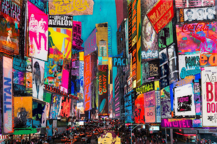 Sandra Rauch NYC allday 2014 Druckvorlage digital