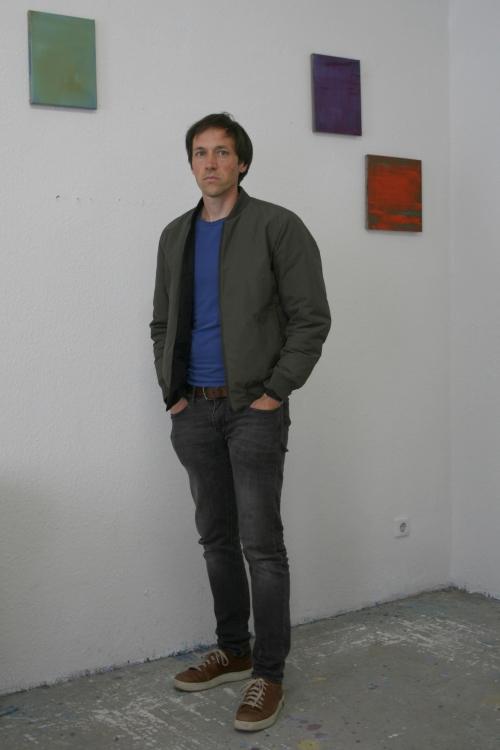 Porträt, Willem Julius Müller