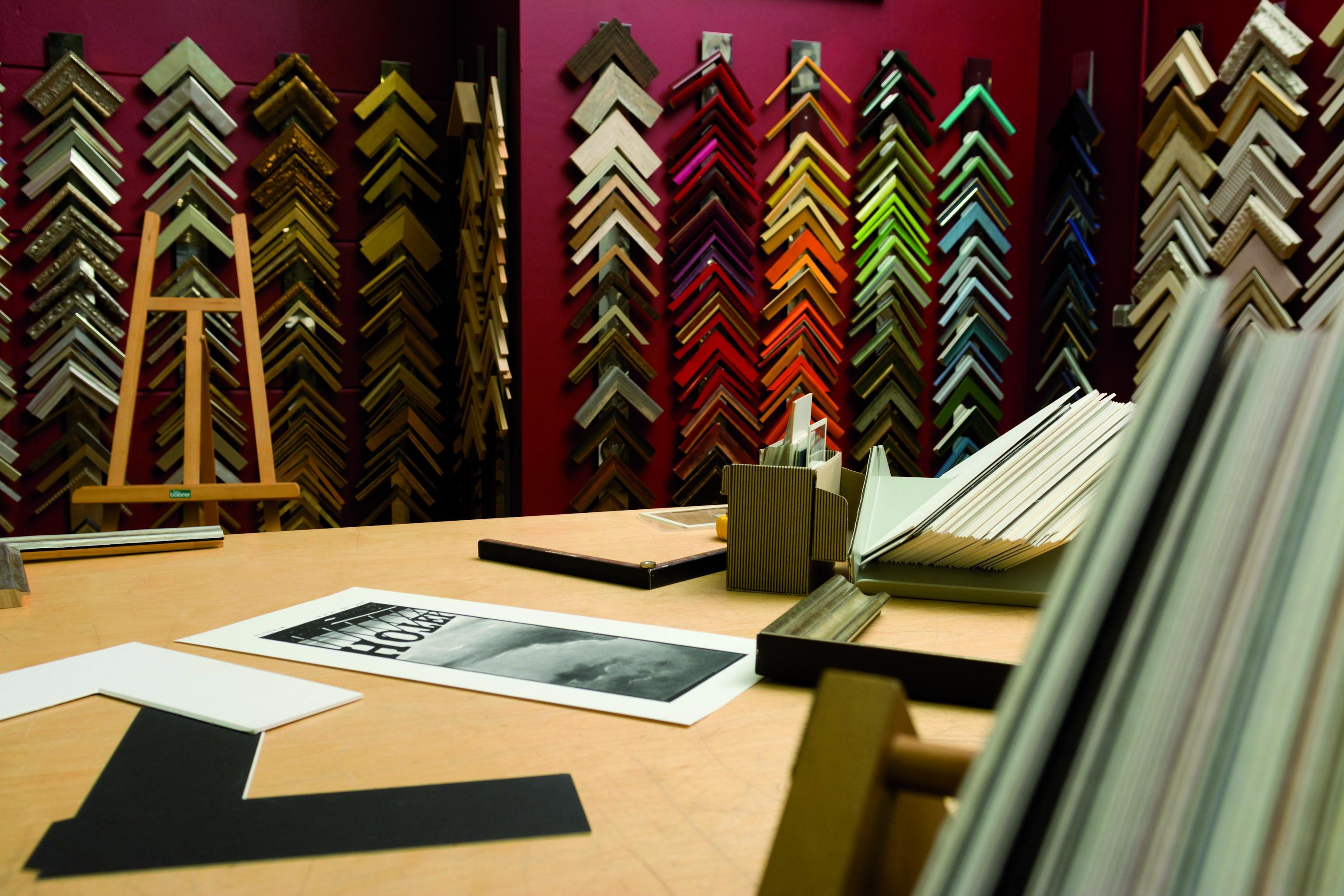 Mehr Tiefe für die Kunst: die Schattenfuge - boesnerKunstportal
