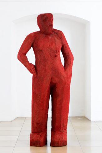 Der Dicke rote