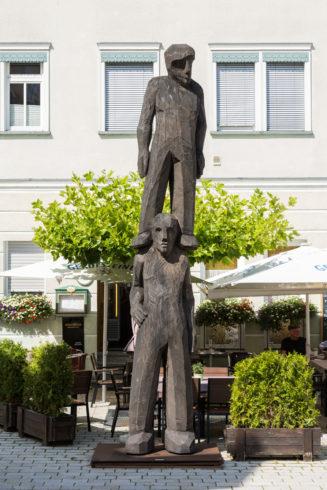 Doppelfigur, Munderkingen