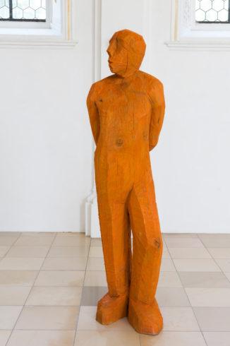 Oranger Mann, II