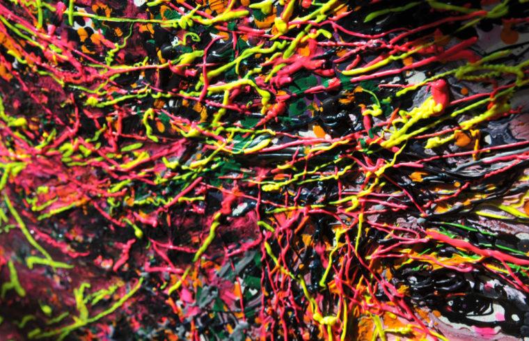 Die Choreografie der Farben