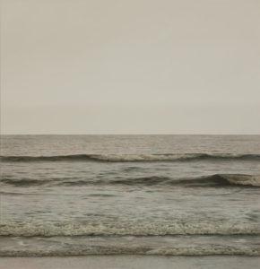 A.M., 2018, Öl auf Leinwand, 155 x 150 cm Foto: Bart Koning