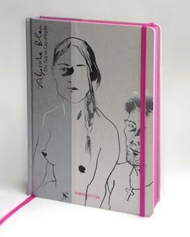 Aljoscha Blau - Buchcover - Ein Tag in Cape D'Agde