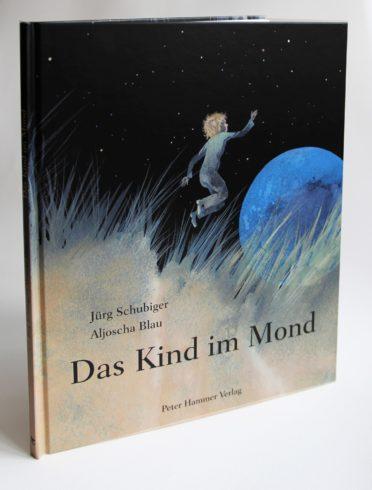 Aljoscha Blau - Buchcover -Das Kind im Mond