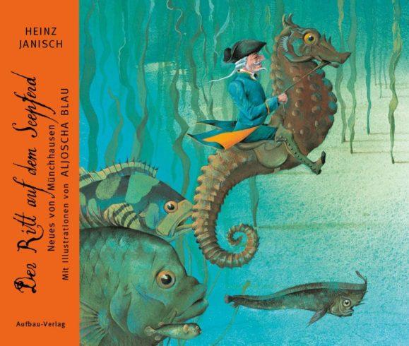Aljoscha Blau - Buchcover - Der Ritt auf dem Seepferd