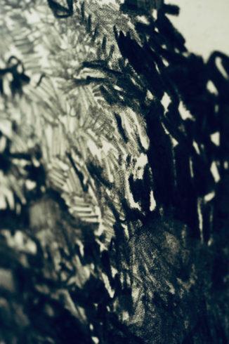 Bleistift Landschaftszeichnungen Ina Riepe 03