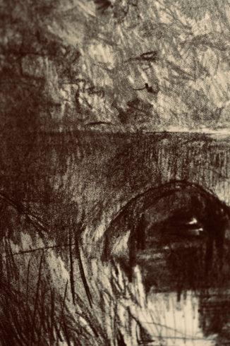 Bleistift Landschaftszeichnungen Ina Riepe 11