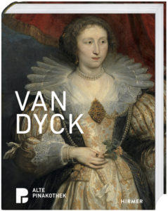 Buchcover Katalog Anthonis van Dyck