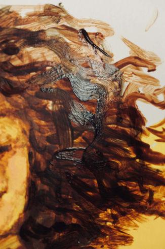 Ina Riepe - Acryl - Golden 06
