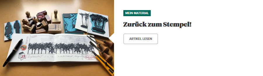 Mein Material - Stempel