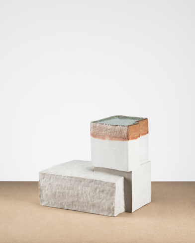 Liquids 12, 2017, Keramik, H 29 cm, Foto © Christian Schlüter