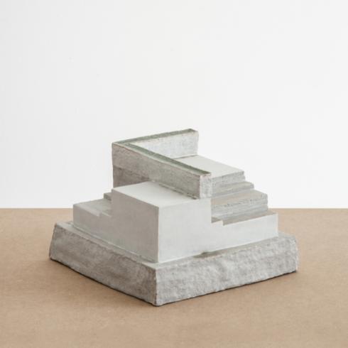 Liquids 26, 2019, Keramik, H 33 cm, Foto © Michael Cleff