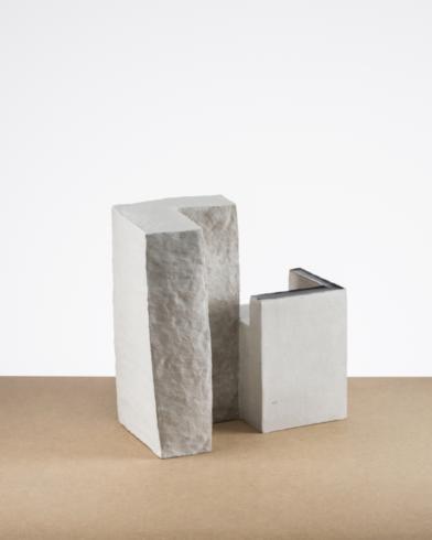 Liquids 17, 2017, Keramik, H 35 cm, Foto © Christian Schlüter