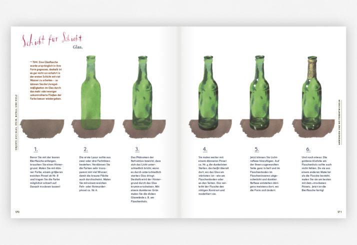 Multitalent Gouache - Abbildung aus dem Buch