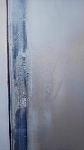 #1343 (Detail), 2020, Öl auf Leinwand VG Bild-Kunst, Bonn 2020 /Arvid Boecker, Foto: Arvid Boecker