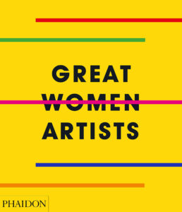 Cover - Great Women Artists