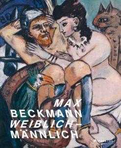 Katalog - Max Beckmann, Prestel Verlag