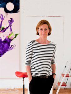 Porträt Stephanie Pech, Foto: Eric Lichtenscheid