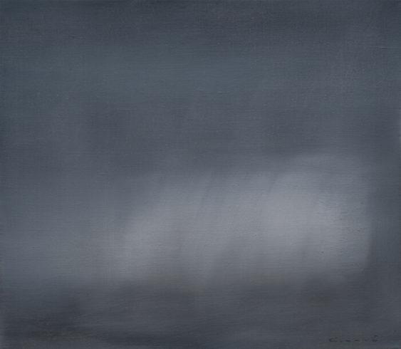 Johannes Gervé, Diffuse, 37 x 42 cm, 2019