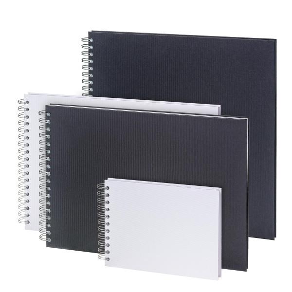boesner Fotoalbum/Scrapbook ohne Fenster