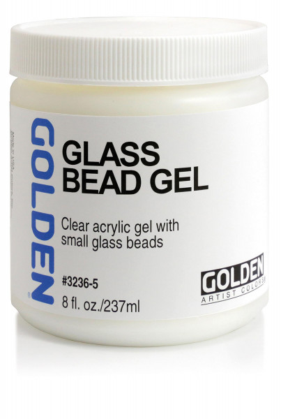 Glass Bead Gel | Golden Gels & Molding Pastes