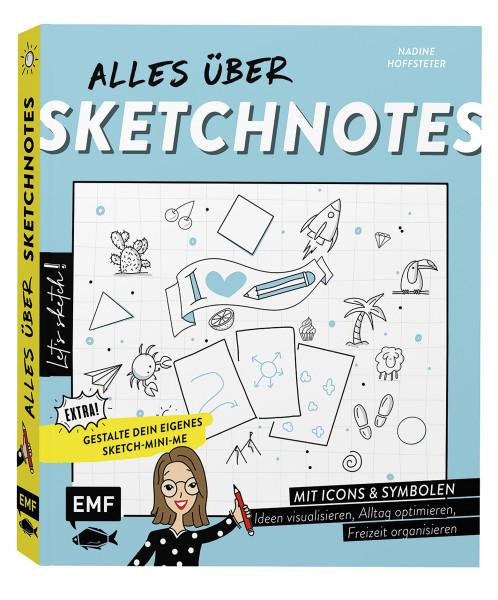 Let's sketch! (Nadine Hoffsteter) | Edition Michael Fischer
