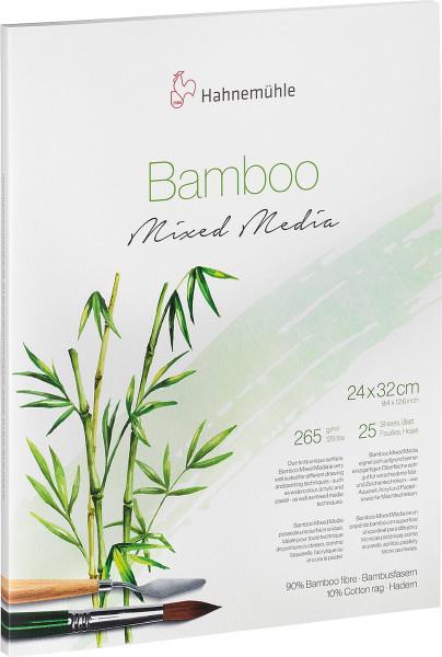 Hahnemühle Bamboo Mixed Media-Block