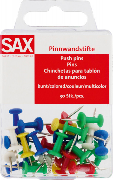 Sax Pinwandstifte