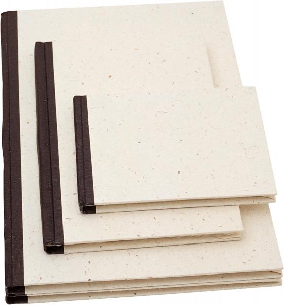 Moulin Zeichenbuch mit Büttenpapier