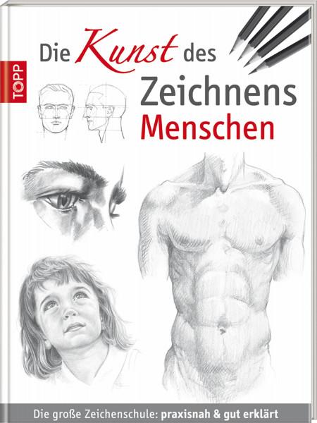 Die Kunst des Zeichnens – Menschen (Walter Foster)   frechverlag