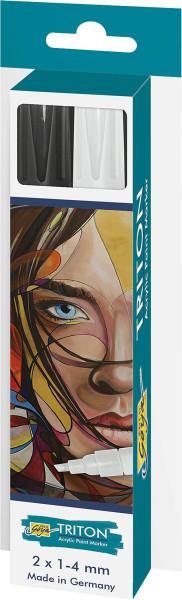 Kreul Solo Goya Triton Acryl Paint Marker | 2er-Set