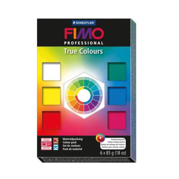 Staedtler Fimo Professional | True Colours-Set