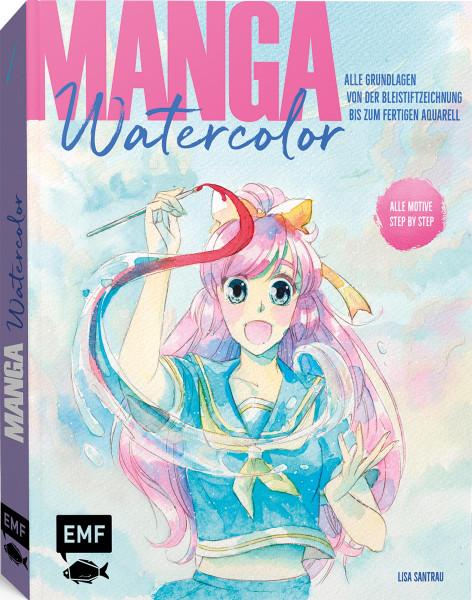 Edition Michael Fischer Manga Watercolor