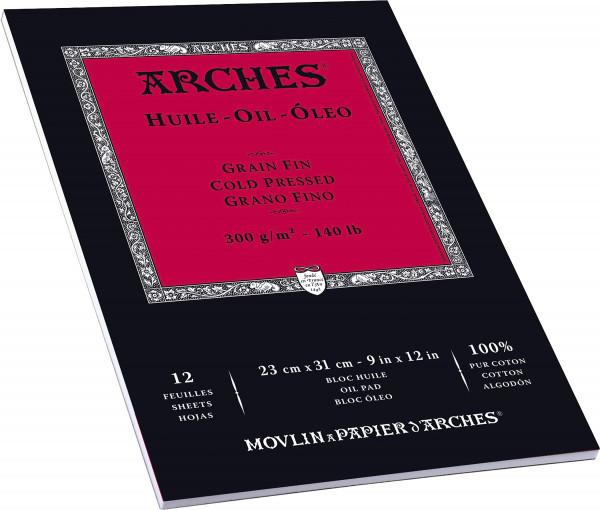 Arches Ölmalpapier