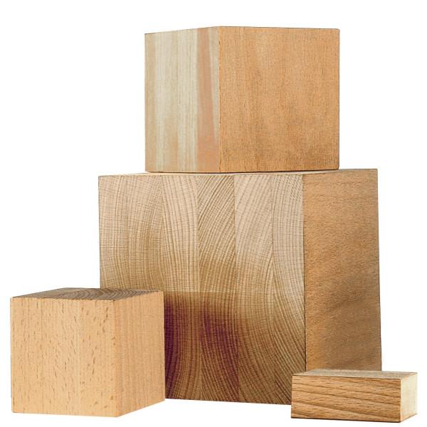 Lignum Holzquader-/kuben