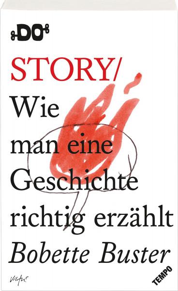 Story. Wie man eine Geschichte richtig erzählt (Bobette Buster) | Tempo Vlg.
