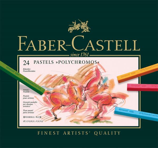 Faber-Castell Polychromos Künstler-Pastellkreide