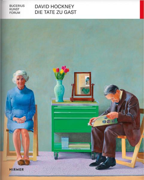 David Hockney: Die Tate zu Gast (Kathrin Baumstark)   Hirmer Vlg.