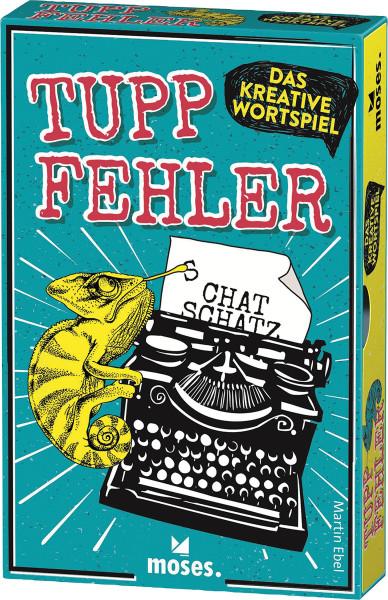 Tuppfehler (Ebel, Martin) | Moses Vlg.