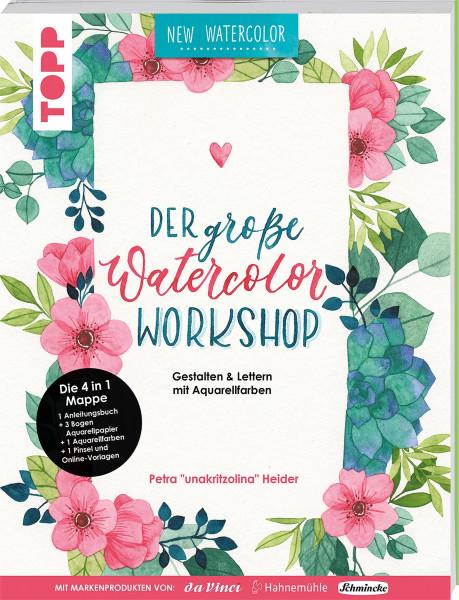 Watercolor Workshop (Petra Heider)   frechverlag