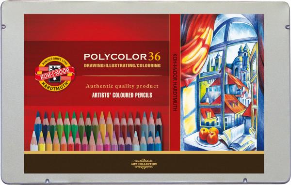 Koh-I-Noor Polycolor Künstler-Farbstift