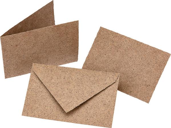 Clairefontaine Kakao-Papier, -Karten, -Kuverts