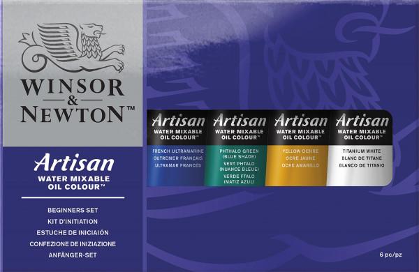Winsor & Newton Artisan Beginners Ölfarben-Set