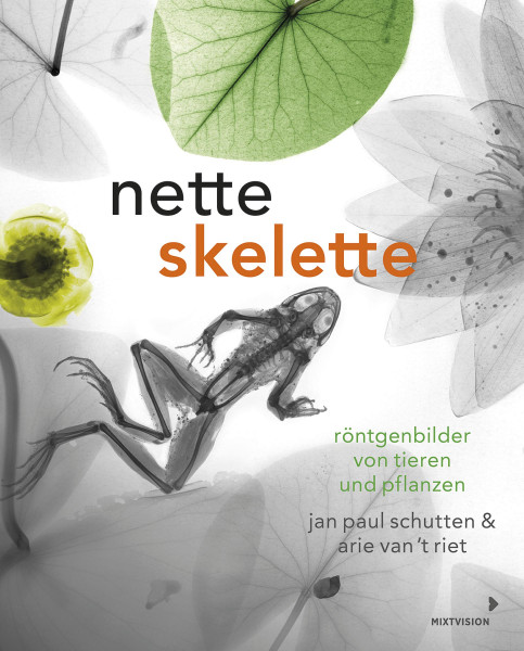 Nette Skelette (Jan Paul Schutten (Text) Arie van t Riet (Illustration)) | Mixtvision Vlg.