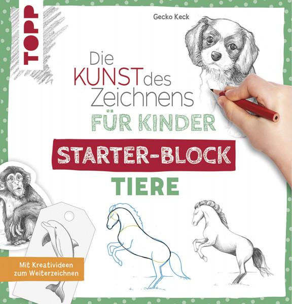 frechverlag Starter-Block Tiere